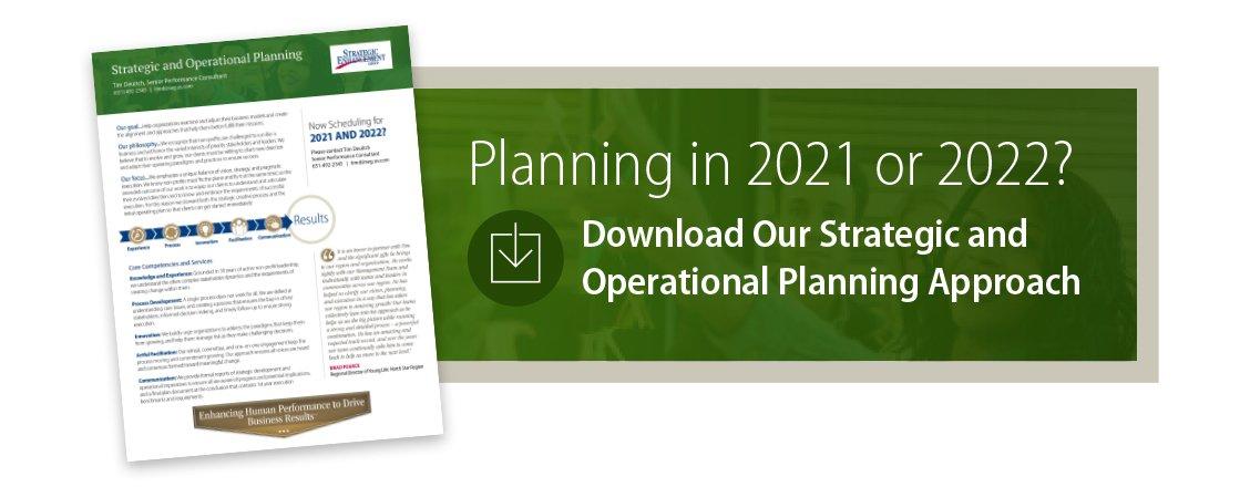 SEG Nonprofit Strategic Planning Download