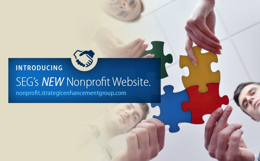 Introducing the New Strategic Enhancement Group Nonprofit Website